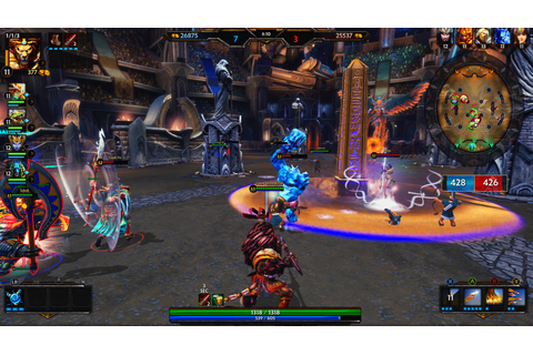 Third-person MOBA 'Smite' finally exits beta, launches on ...