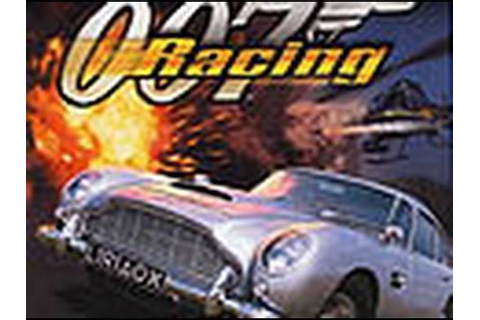 Classic Game Room - 007 RACING for Playstation review ...