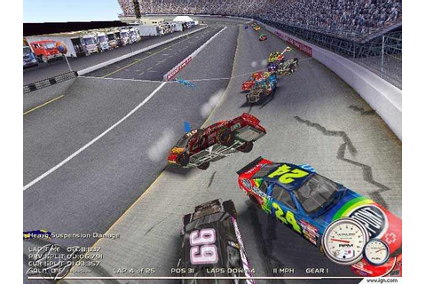 NASCAR 2000 Download Free Full Game | Speed-New