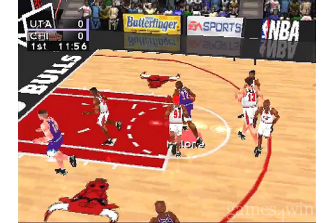 NBA Live 98. Download and Play NBA Live 98 Game - Games4Win
