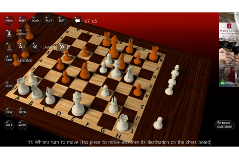 3D Chess Game - Store App Download
