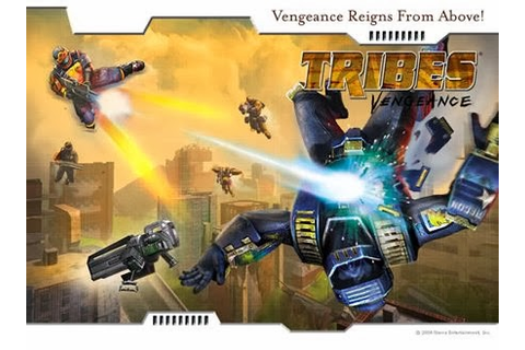 Tribes Vengeance iSO Game Full - Gamers Full Version