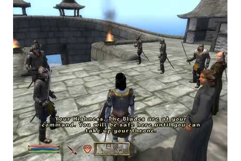 LordVega Let's Play The Elder Scrolls IV Oblivion 07 - The ...