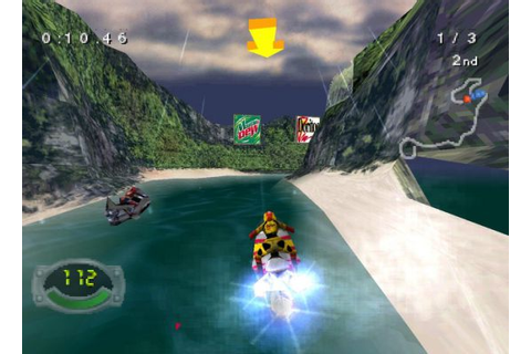 Jet Moto 3 PS1 Free Download PC Games-Space X Zone