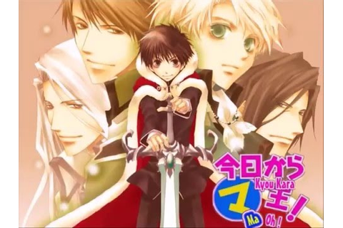 Kyou Kara Maou Trailer - YouTube