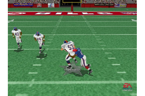 Madden 2000 Screenshots, Pictures, Wallpapers - PC - IGN