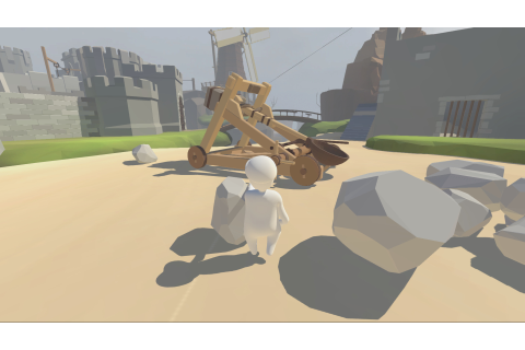 Pre-order crazy PS4 physics puzzler Human: Fall Flat today ...