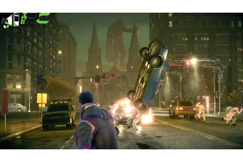 SAINTS ROW IV PC Game Free Download