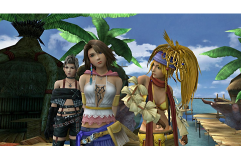 Import Copies Of Final Fantasy X | X-2 HD Remaster Include ...