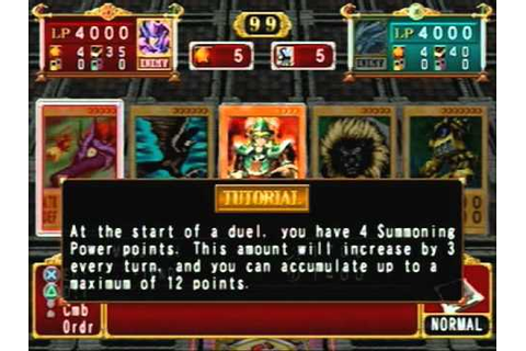 [PS2] Yu-gi-oh Duelists Of The Roses Gameplay - YouTube