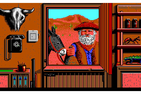 Download It Came from the Desert adventure for DOS (1990 ...