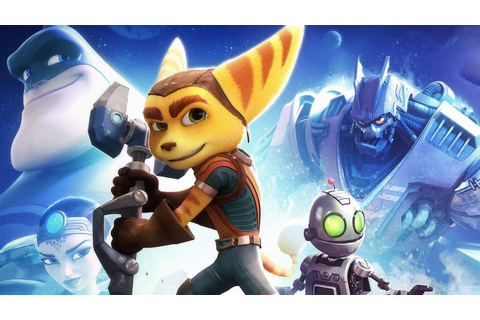 Ratchet and Clank Review - IGN