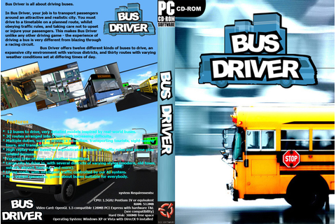 Download Bus Driver pc game for free