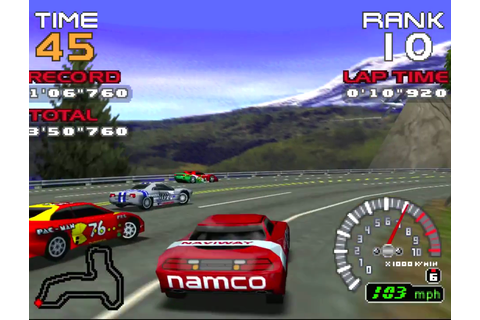 Ridge Racer 64 Download Game | GameFabrique