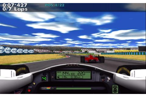 F1 Racing Simulation download PC