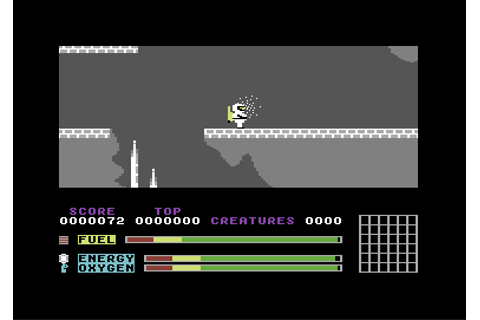 Download Phantom of the Asteroid (Commodore 64) - My ...