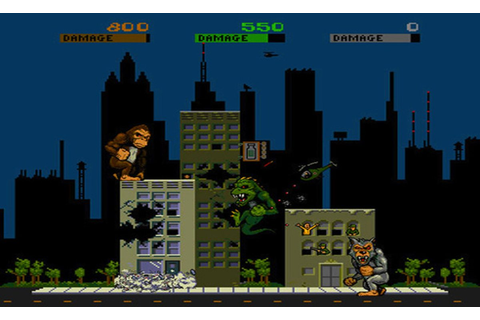 Dwayne Johnson Film Announcement Excites 'Rampage' Video ...