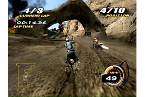 Nitrobike Review for the Nintendo Wii