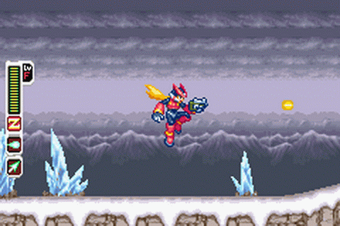 Play Mega Man Zero 3 Nintendo Game Boy Advance online ...