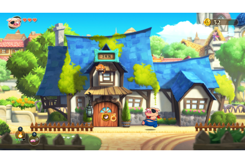 Monster Boy and the Cursed Kingdom: Launch erfolgt im ...