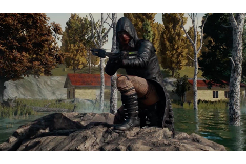 PlayerUnknown's Battlegrounds Official Pre-Order Trailer ...