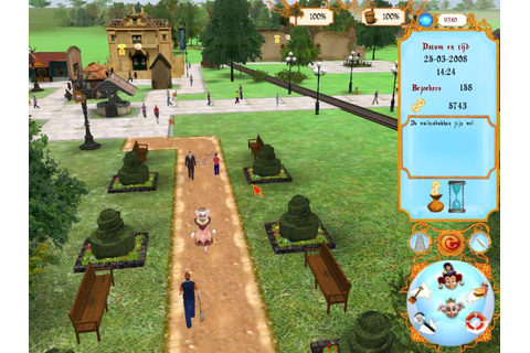 Gamed.nl - Efteling Tycoon