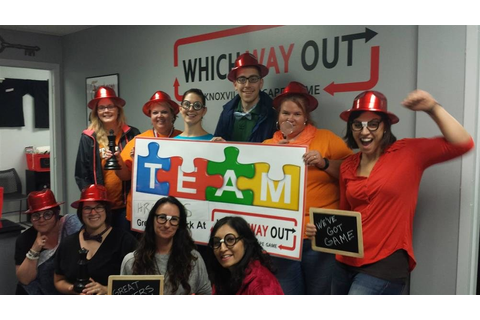 Which Way Out Knoxville Escape Game Knoxville, TN Photos ...
