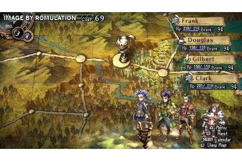 Grand Knights History (Japan) PSP / PlayStation Portable ...