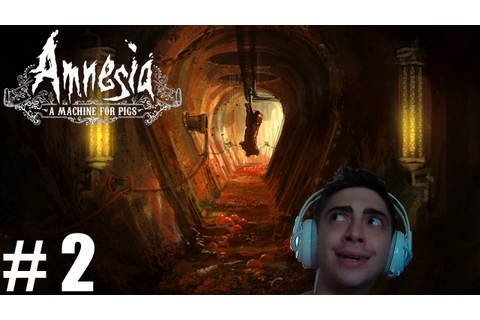 Amnesia: A Machine For Pigs - SANGUE? - Parte 2 - YouTube