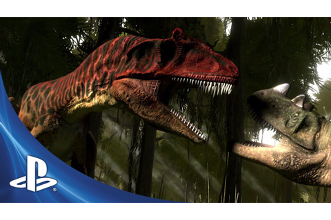 Wonderbook: Walking with Dinosaurs - YouTube