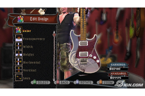 Guitar Hero World Tour Screenshots, Pictures, Wallpapers ...
