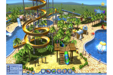 Water Park Tycoon - Full Version Game Download - PcGameFreeTop