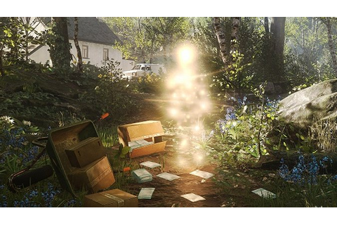 Everybody's Gone to the Rapture Review: Pieces of the ...