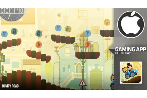 Bumpy Road Is A Sweet Trip, Just Not A Smooth One | Kotaku ...