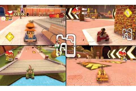 Amazon.com: Madagascar Kartz: Nintendo Wii: Video Games