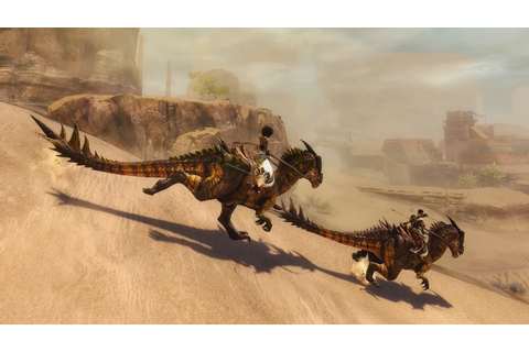 Guild Wars 2: Path of Fire – Developer Diary – Mounts ...