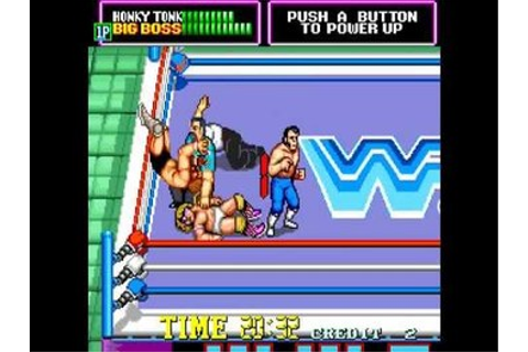 WWF Superstars (Video Game) - TV Tropes
