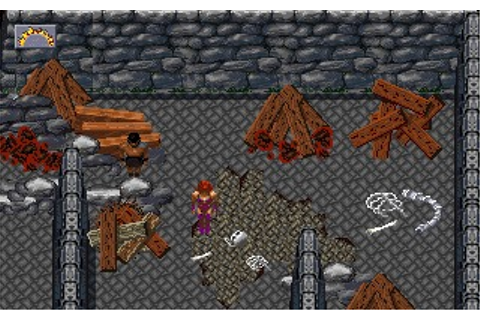 Dark Sun: Wake of the Ravager (DOS) Game Download