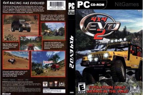 Download - 4x4.Evolution.2.RiP / PC / 100MB - Download ...