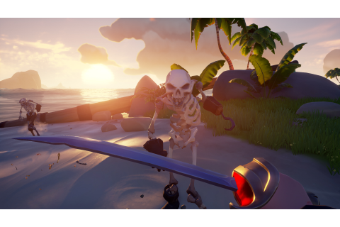 Sea of Thieves PC review: a superb and silly swashbuckler ...