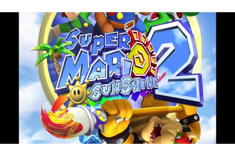 Super Mario Sunshine 2 (Wii U) - YouTube