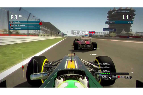 F1 2012 Game Tips and Tricks Episode #1 (Gameplay ...