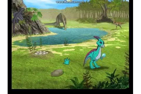 Dinosaur adventure 3-D(part 2) - YouTube