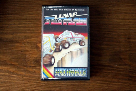 Lunar Jetman by Ultimate Play The Game - Sinclair ZX ...