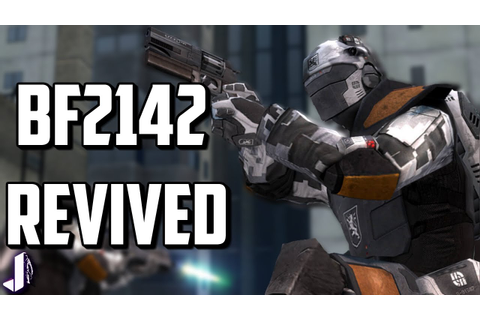 Battlefield 2142 is Revived - Play now for Free (BF2 as ...