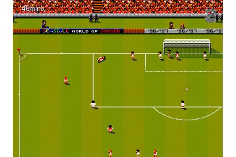Sensible Soccer 5in1 (amiga/win) – GAMESREPLAY.NET