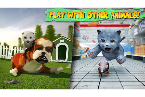 Cat Simulator - Android Apps on Google Play