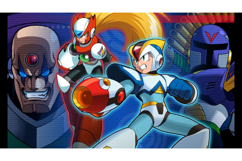 Mega Man X1-X8 set to re-release on multiple platforms in 2018