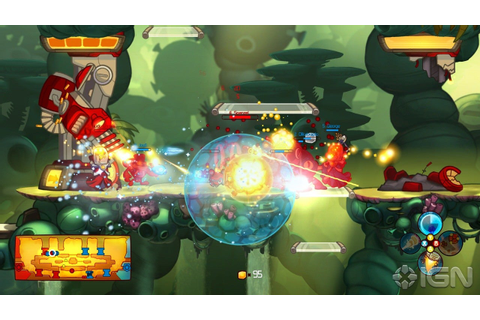 Awesomenauts Screenshots, Pictures, Wallpapers - Xbox 360 ...