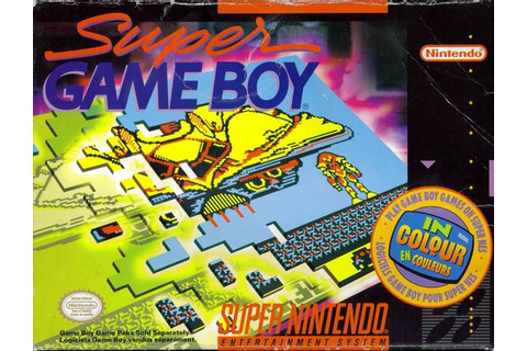 Peripheral Vision: Super Game Boy, GB Hunter, and Game Boy ...